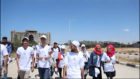 Slow Marathon 2018 (Gaza) courtesy of Deveron Projects