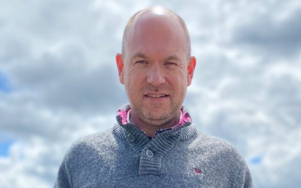 Aberdeenshire Voluntary Action CEO, Dan Shaw, hopes the fund will make a difference.