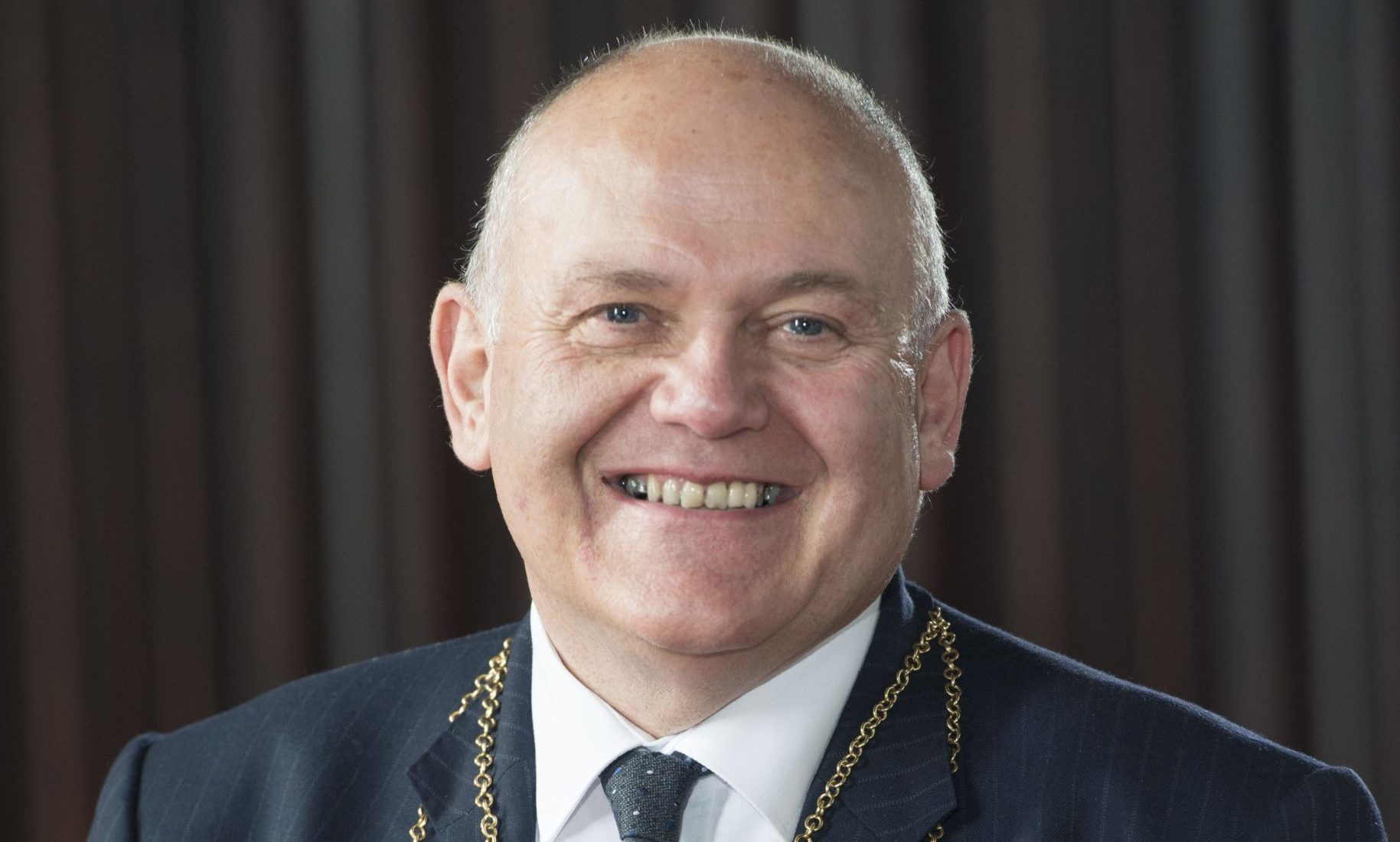 Lord Provost Barney Crockett wants the fund to reach even more charities.