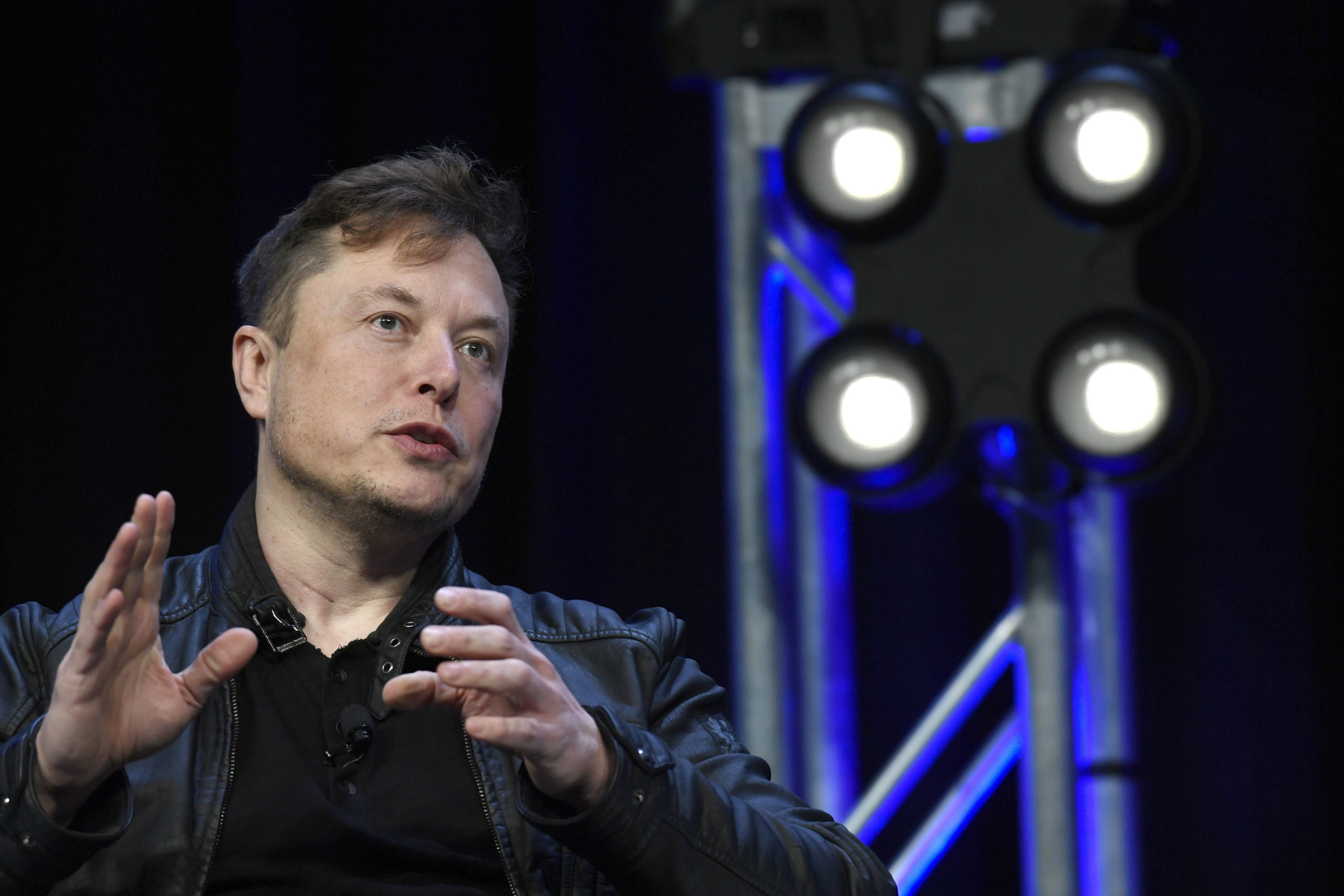 Tesla and SpaceX Chief Executive Officer Elon Musk.