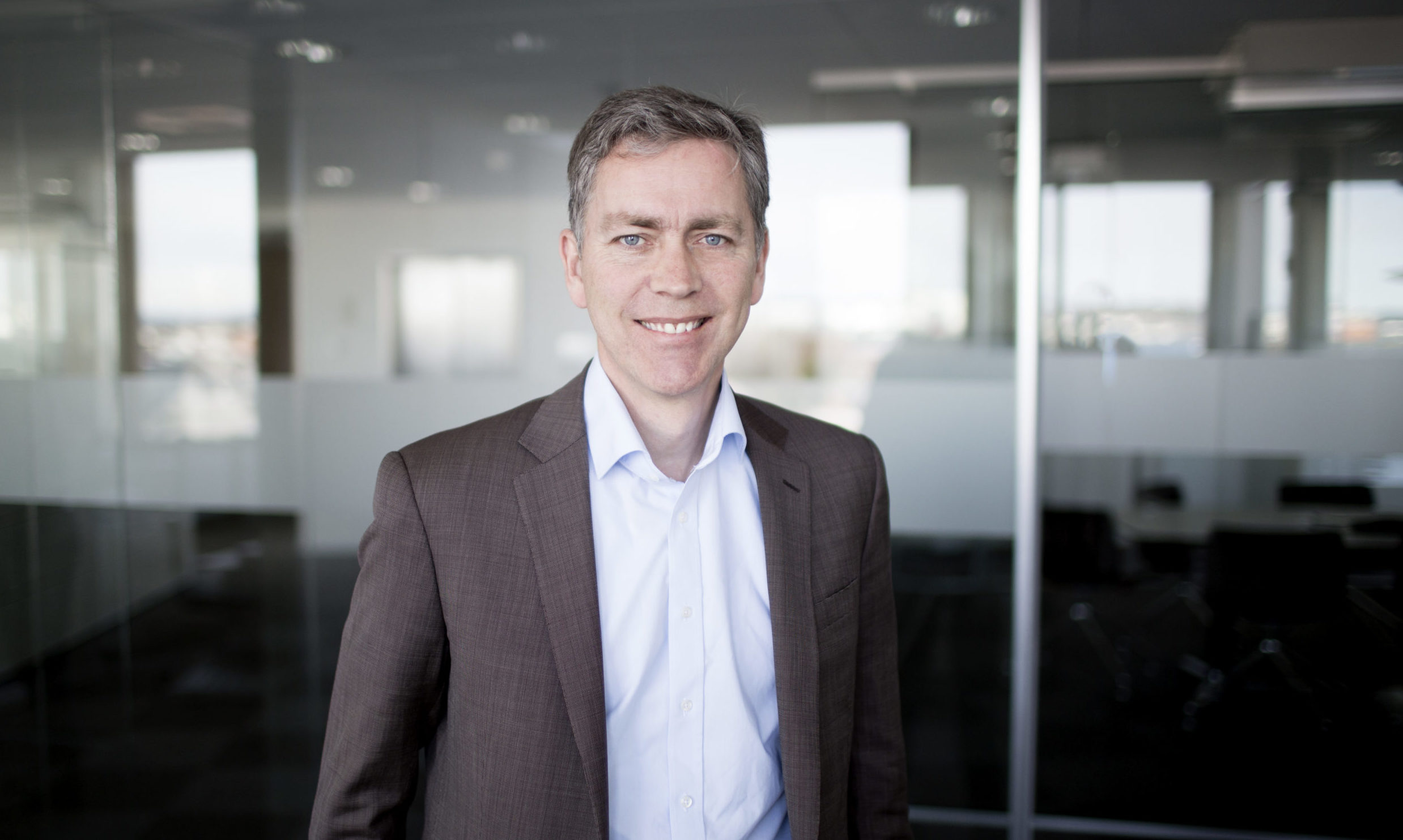 Managing partner of EV Private Equity, Helge Tveit.