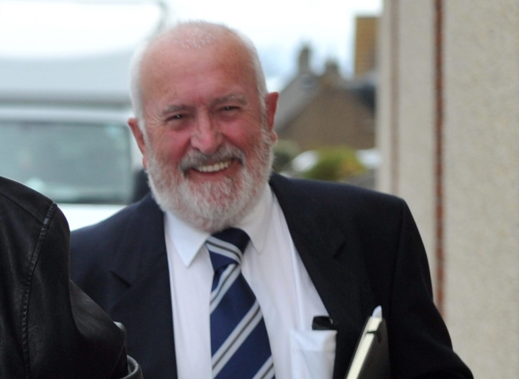 Turriff United chairman and Highland League vice-president George Manson.