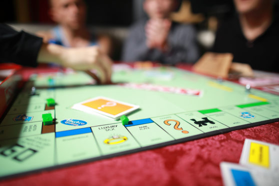 Game of Monopoly? No thank you.