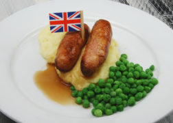 The campaign aims to drum up support for British pork.