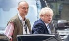 Dominic Cummings is the closest political loner Johnson has come to a Deputy PM