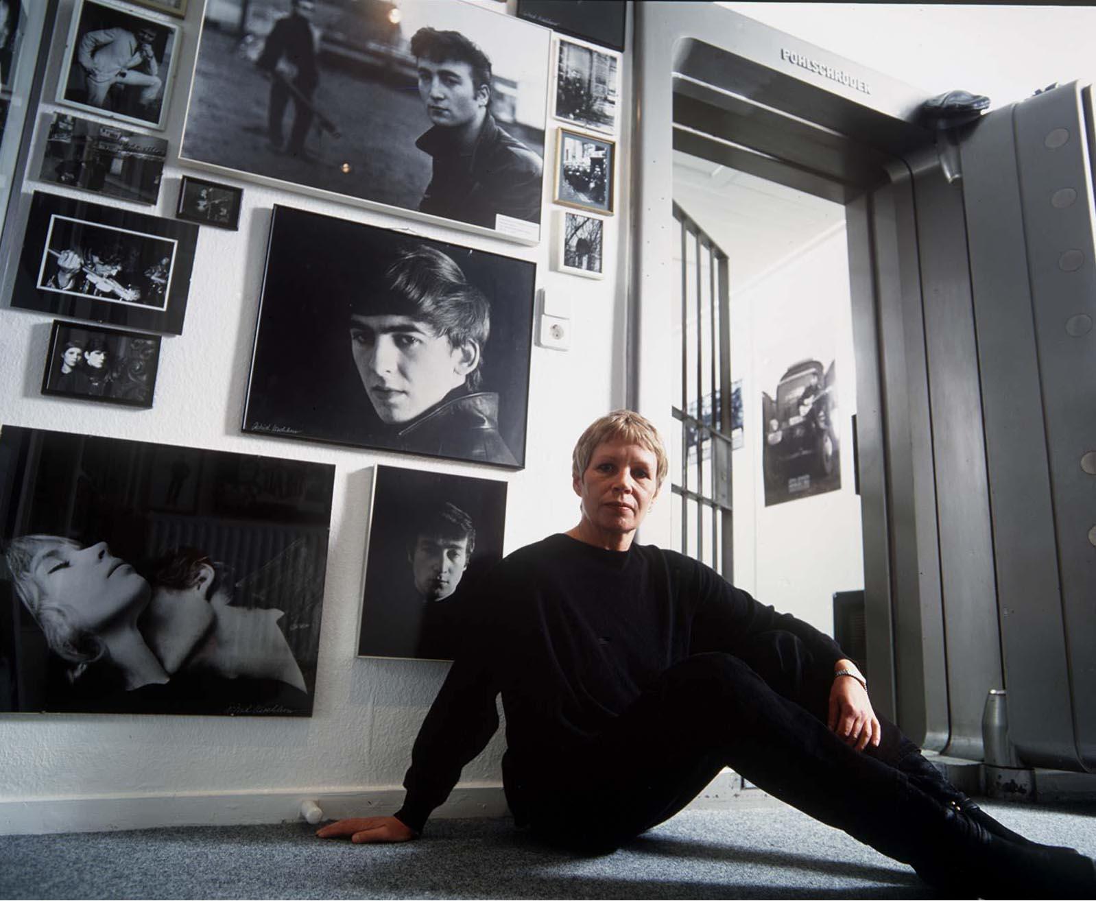 Mandatory Credit: Photo by Geoff Wilkinson/Shutterstock (245379b) ASTRID KIRCHHERR ASTRID KIRCHHERR - 1995
