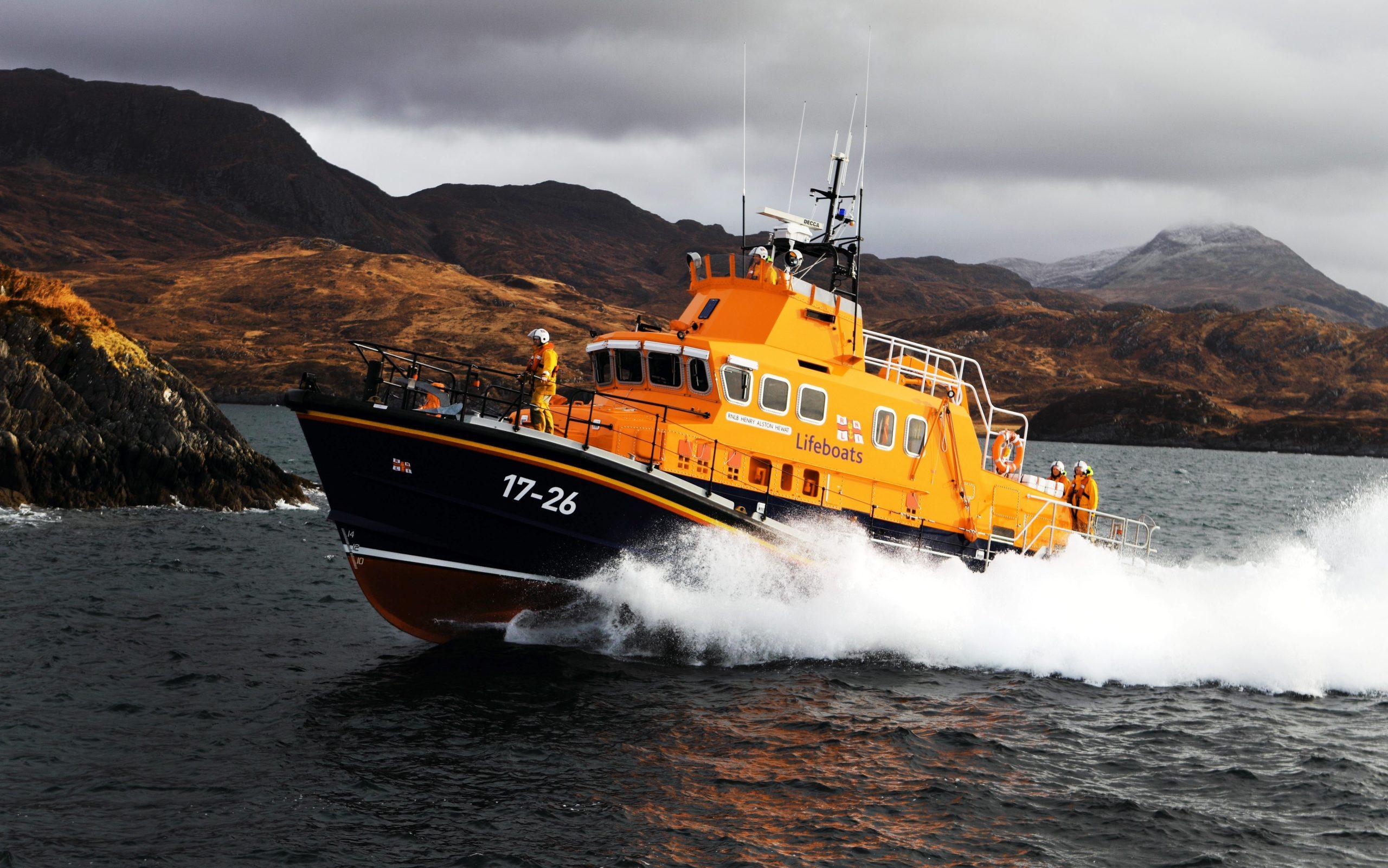 Mallaig Lifeboat
