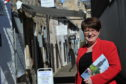 Gill Neill, chief executive of Elgin Bid.