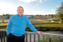 Elgin City FC chairman Graham Tatters.