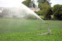 NFUS is urging growers to only irrigate their crops when it is absolutely necessary.