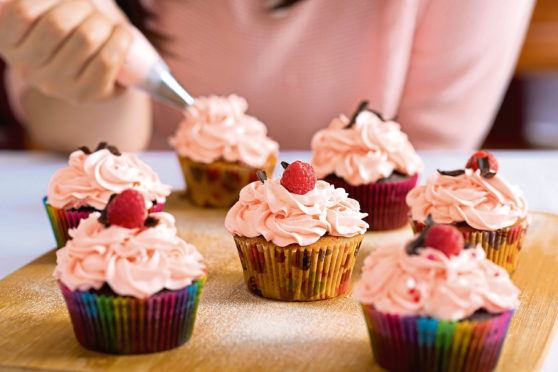 Vote for your favourite baking entry on the show website.