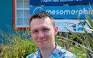 Barnaby Mercer, founder and technical director of Lerwick-based software developer Mesomorphic
