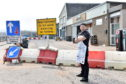 Calum Richardson of The Bay fish and chip shop in Stonehaven. Picture: Darrell Benns