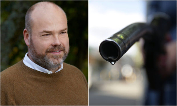 Locals are upset at the price of fuel at Tongue which is owned by Danish billionaire land owner Anders Povlsen