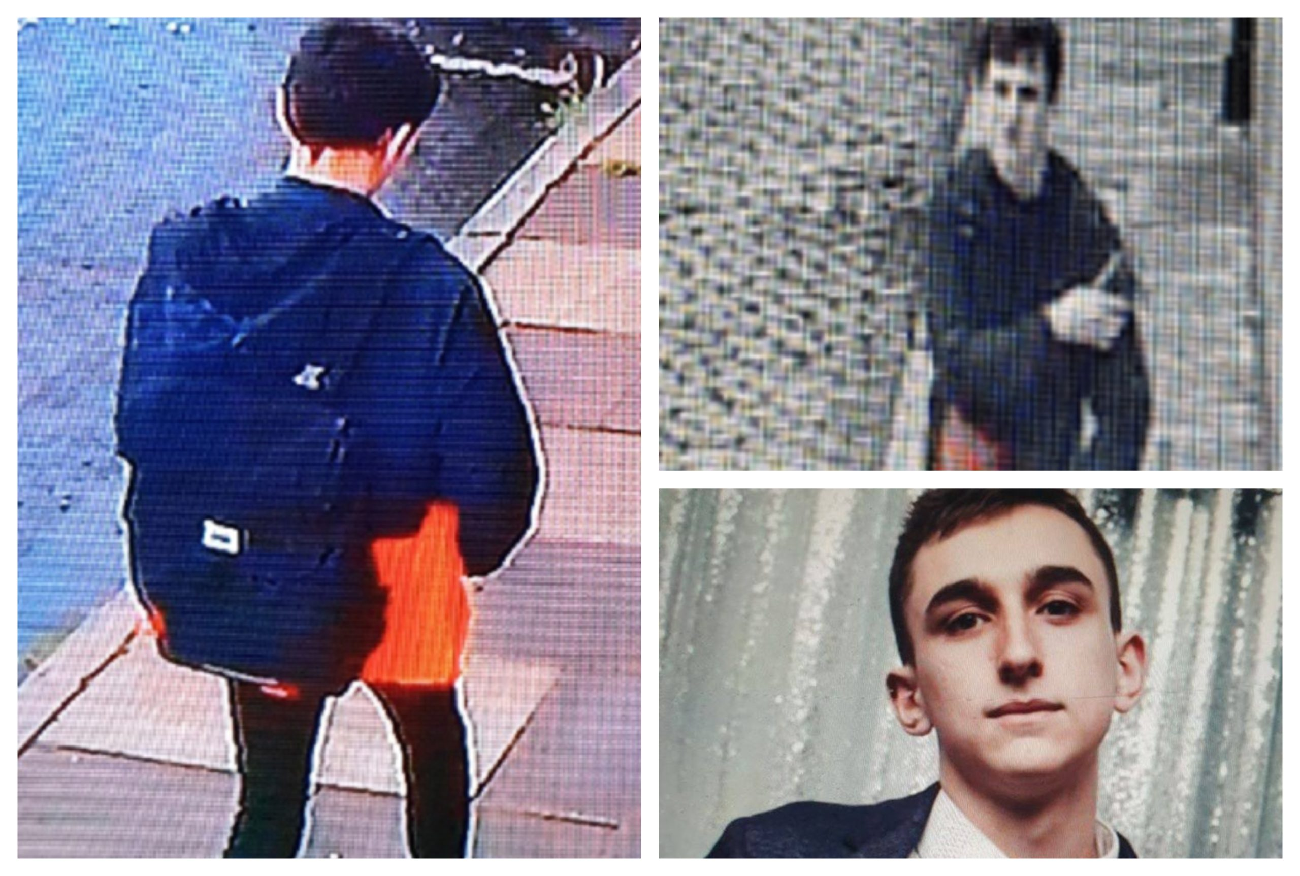 CCTV images of David MacLeod have been released.