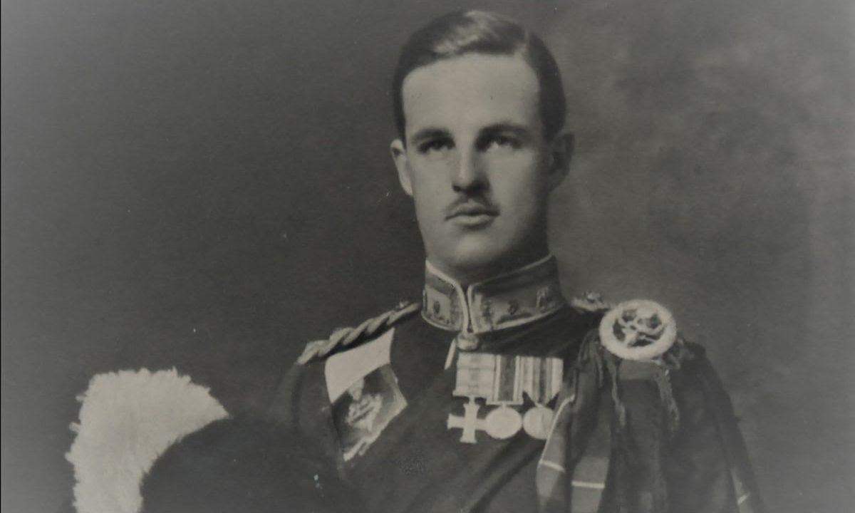 Brigadier Mackintosh-Walker