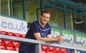 Ross County announce third summer signing as central defender Alex Iacovitti joins Dingwall outfit