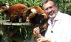 CEO of Highland Wildlife Park and Edinburgh Zoo, David Field.