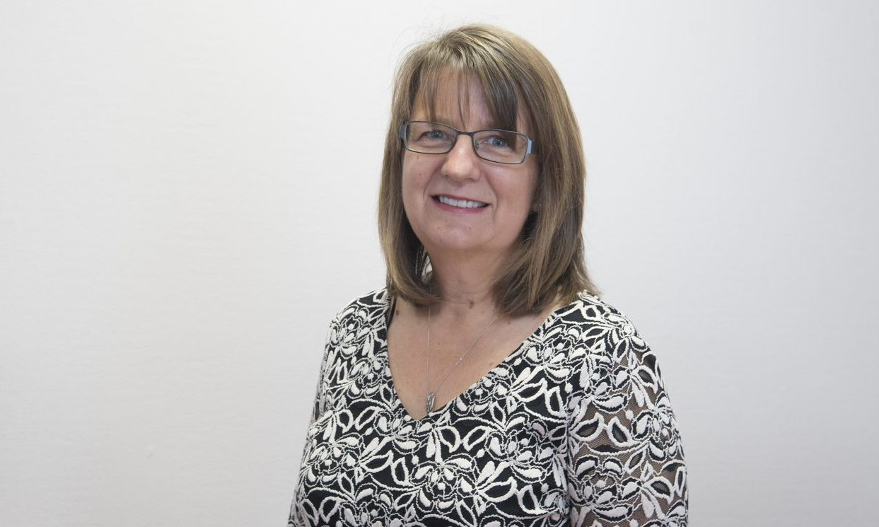 Eleanor McEwan, general manager of Home-Start Aberdeen