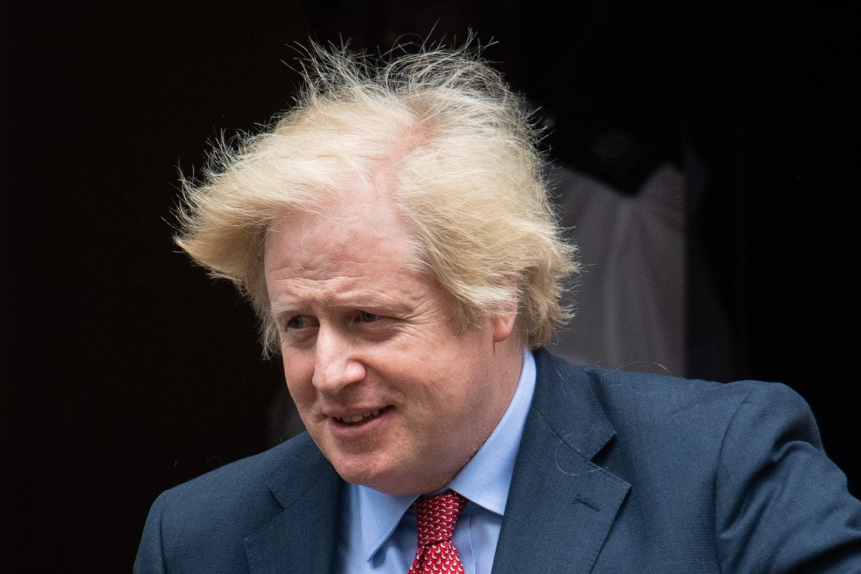 Prime Minister Boris Johnson.