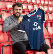 Randall excited by manager Kettlewell's vision for Staggies