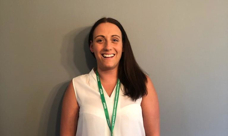 Keighly Perry, Cancer Support Worker for Inverness, Nairn, Badnoch and Strathspey,