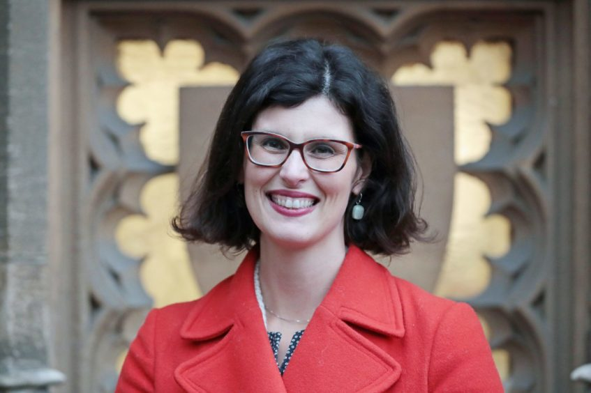 Liberal Democrat MP Layla Moran.