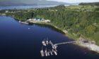 Lochaline Harbour