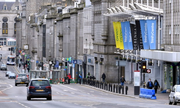 New data shows job opportunities in Aberdeen are the worst in the UK.