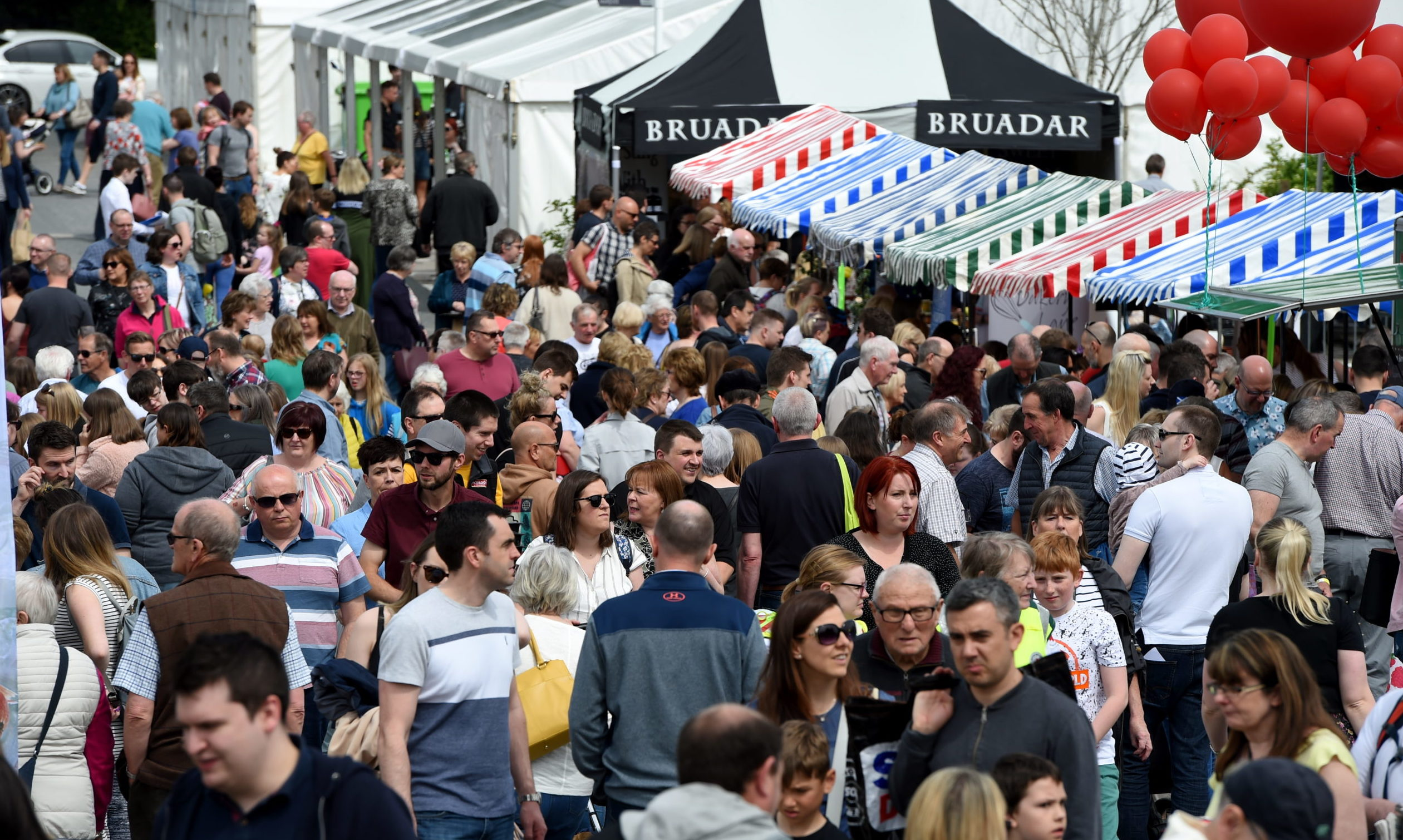 Taste of Grampian in 2019.