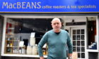 Ian Cukrowski of Macbeans on Little Belmont Street is among traders who have spoken of their disappointment at the potential continuation of physical distancing set up across the Granite City.