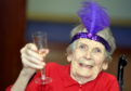 Mrs MacKintosh recently celebrated her 100th Birthday. Picture: Kami Thomson