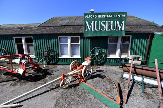 The Alford Heritage Museum will not be opening this season.