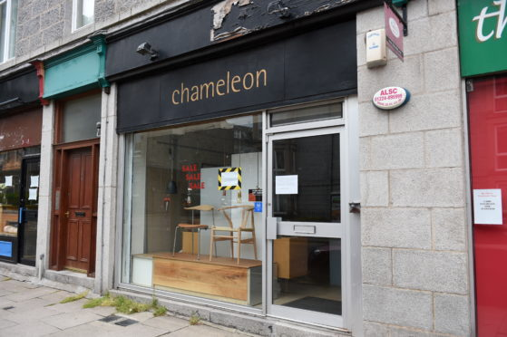 Chameleon on Union Grove is supporting the 24-hour campaign.