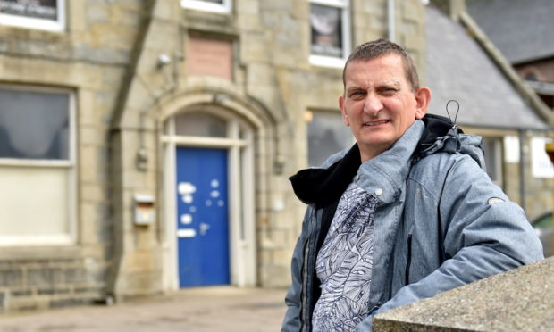 Paul Greenall believes there is a need for mental health support for teenagers in the town.