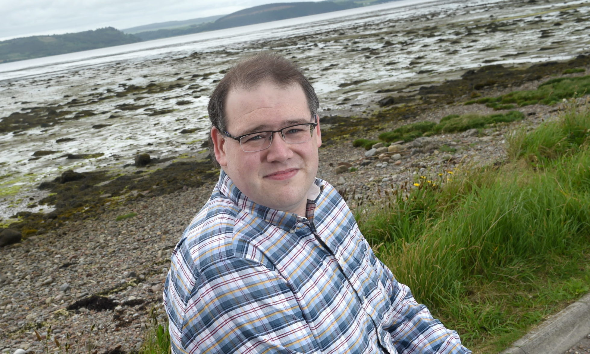 Conservative Highland Councillor Andrew Jarvie. Picture by Sandy McCook