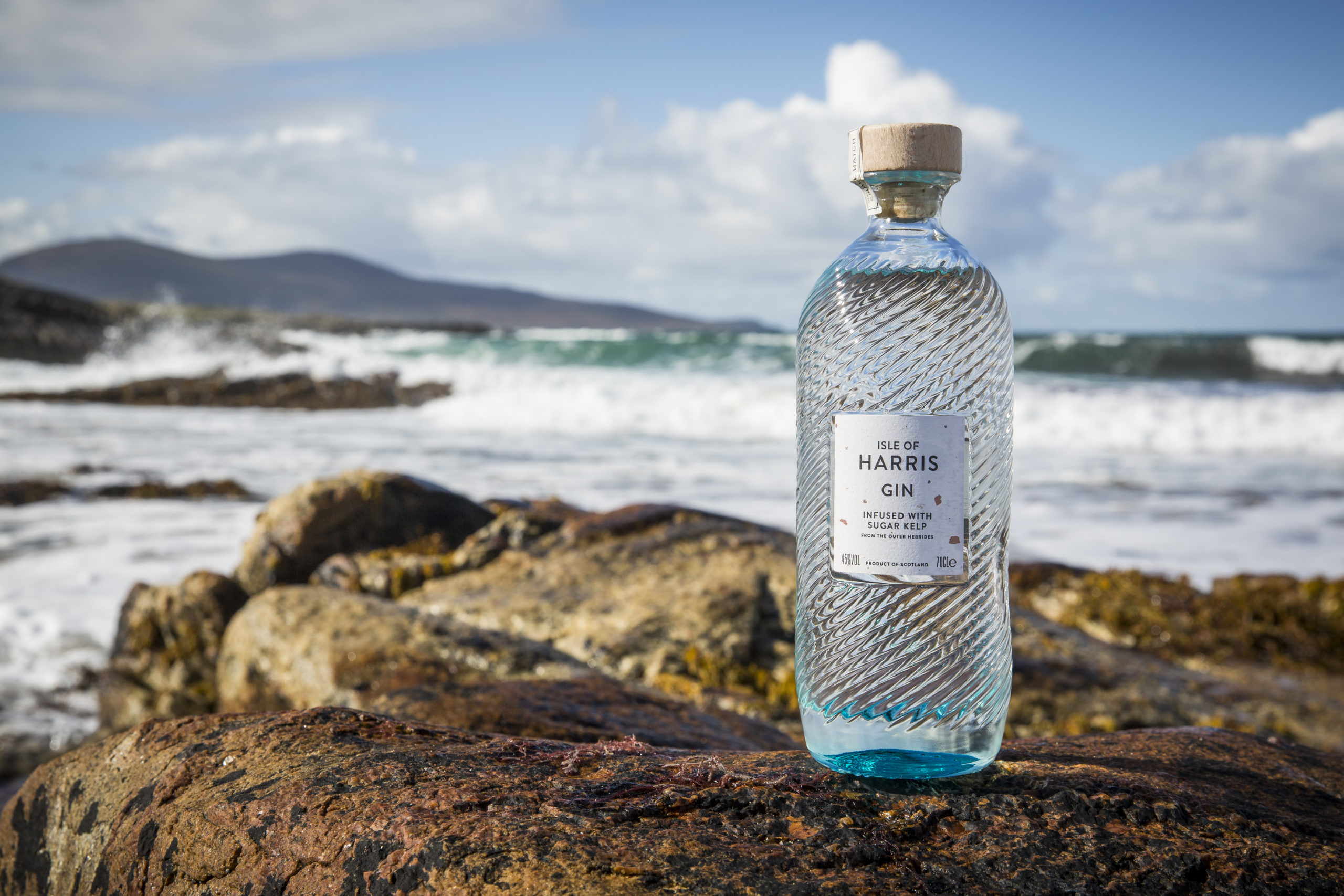 Isle of Harris gin.