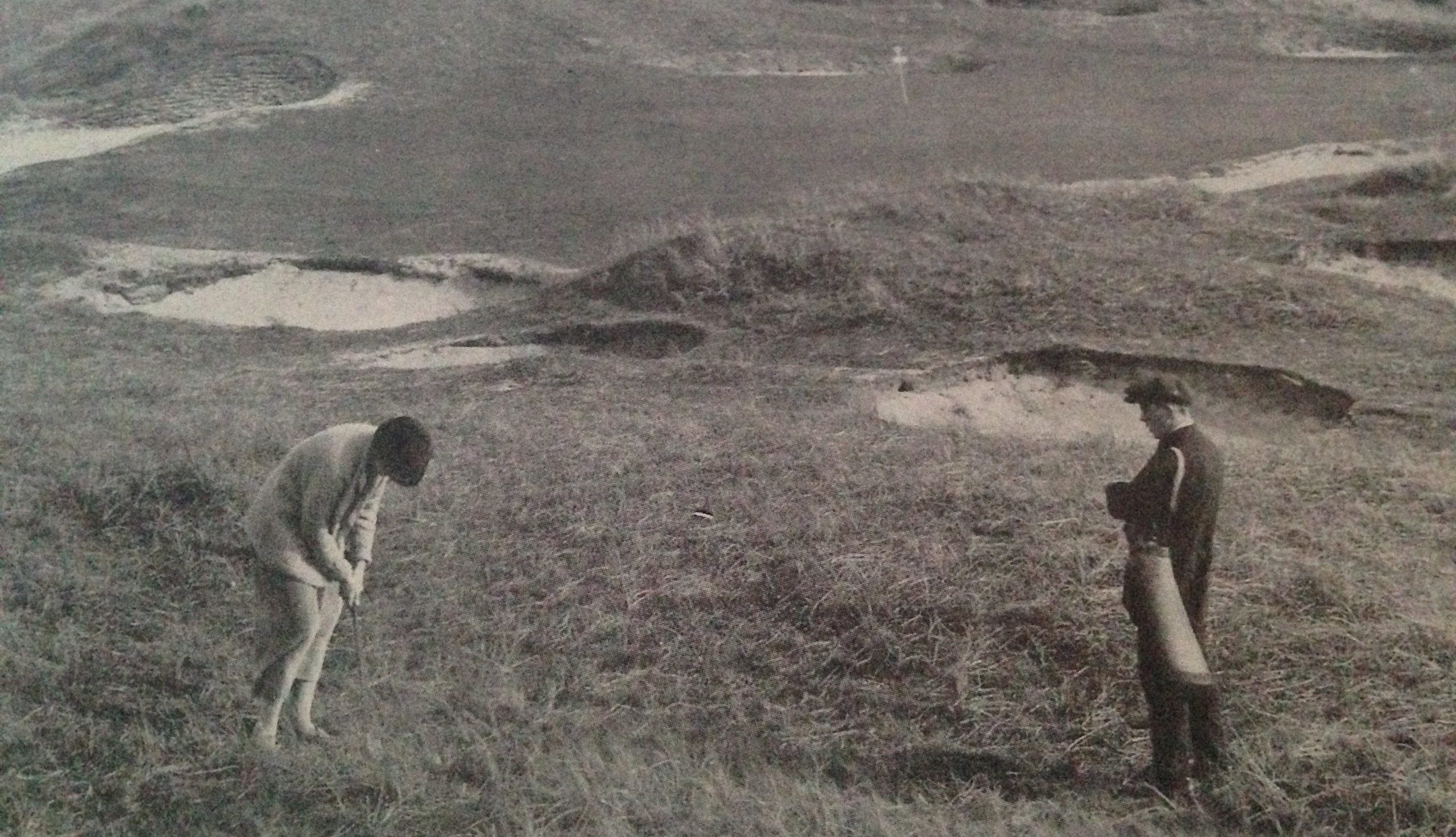 Royal Aberdeen golf course dates back to 1780.