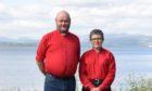 Rev James Bissett and Rev Susan Cord.