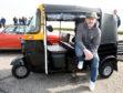 Robert Carmichael from ASC Tuk Tuk. Picture by Jim Irvine.