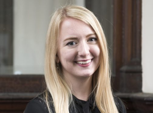 Sarah Baxter, programme manager of DYW Moray.