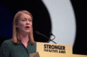 Social Security Secretary Shirley-Anne Somerville.
