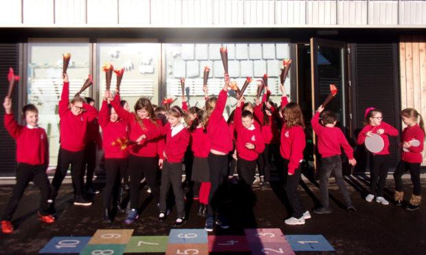 Noss Primary's Class P4G