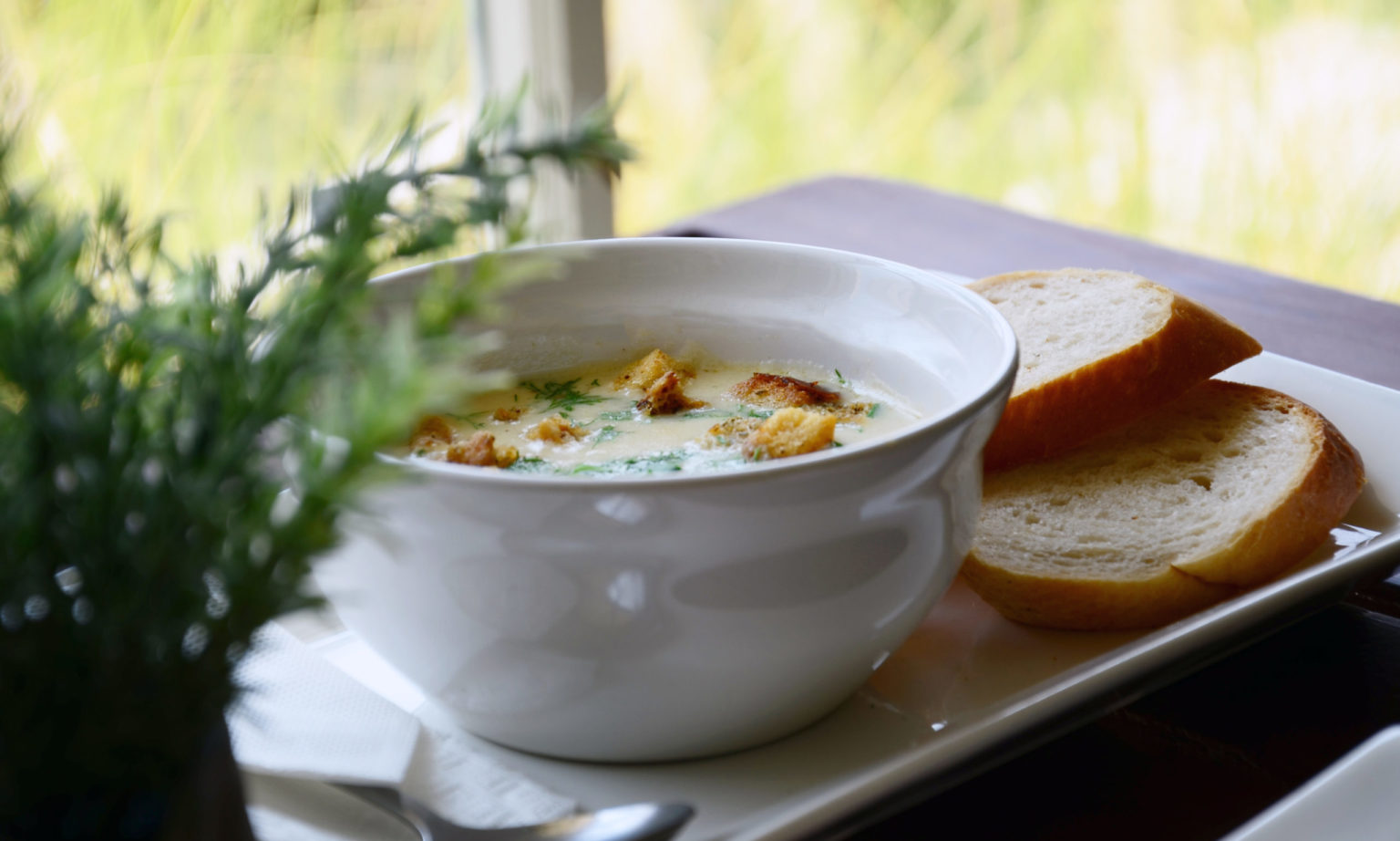 Cullen Skink is a classic hearty soup.