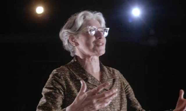 Catherine Hollingworth was a pioneer of children's theatre and speech therapy.