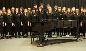 Aberdeen City Music School students earlier this year.