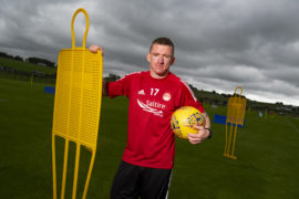 Aberdeen winger Jonny Hayes' remorse at risking Scottish football's comeback