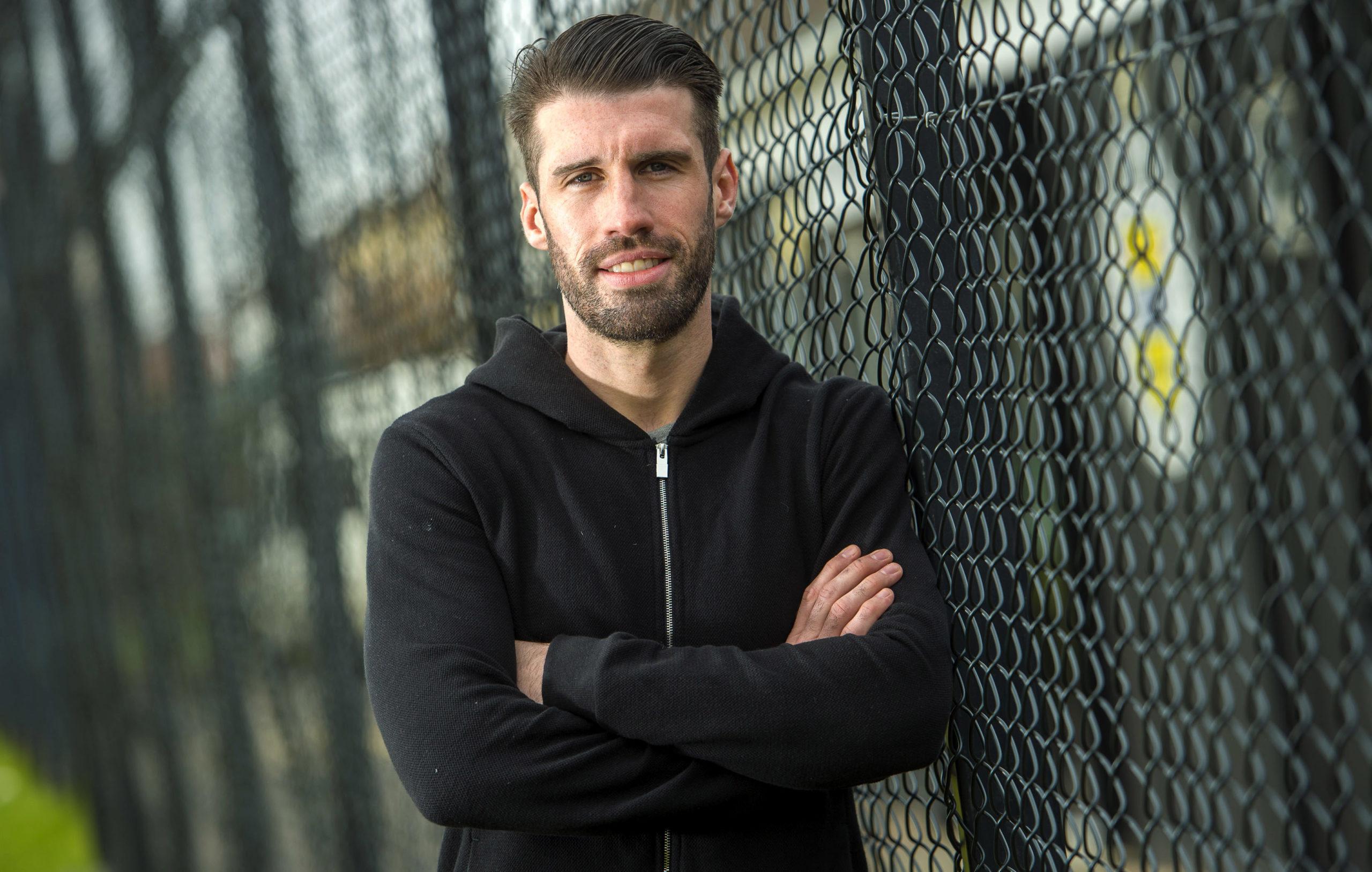 Former Ross County midfielder Rocco Quinn