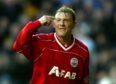 Former Aberdeen midfielder Steve Tosh