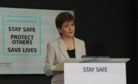 Nicola Sturgeon is expected to announce on Thursday that Scotland is entering phase 3